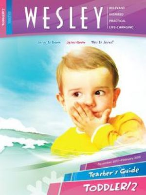 Wesley Toddler/2 Teacher's Guide (Winter)