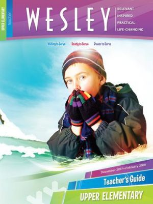 Wesley Upper Elementary Teacher's Guide (Winter)