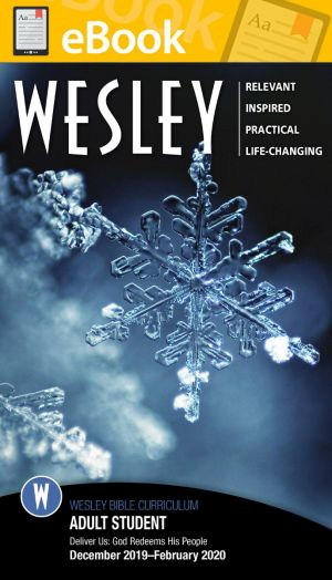 Wesley Adult Bible Student (WINTER) **E-BOOK**