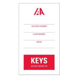 IAA - Key Envelopes