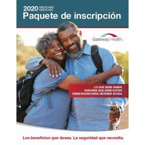 Gateway- 2020 - Medicare Plan Enrollment Kit - PA - Spanish