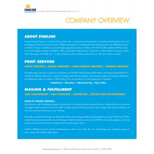 Company Overview **Downloadable**