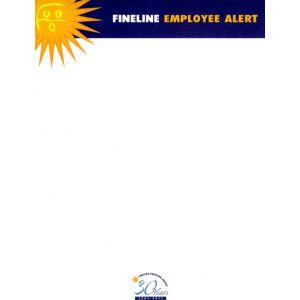 Employee Alert Letterhead