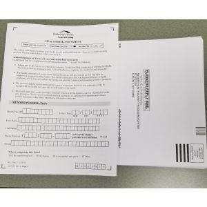 Broker Medicare English HRA's w/BRE Envelope