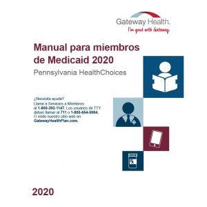 2020 PA Medicaid Member Handbook Spansih
