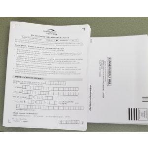 Broker Medicare Spanish HRA's w/BRE Envelope