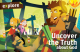 Uncover the Truth about God - 5 PACK (Explore Student Book 1)